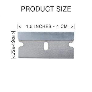 Single Edge Razor Blades - Dimension