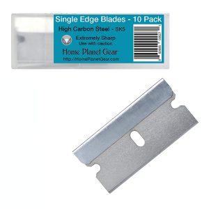 Single Edge Razor Blades in Convenient Pack