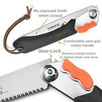 EverSaw 8.0 - rubber handle, gear lock